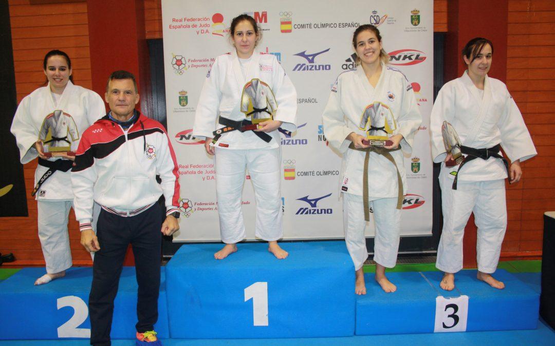 Dos alumnos de la Escuela Municipal de Judo de Fuenlabrada triunfan en la Copa de España de Judo Ne Waza