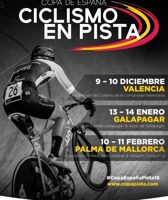 Carolina Esteban, convocada por la Federación Madrileña para participar en la Copa de España de ciclismo en pista