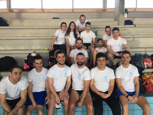 El Club Natación Adaptada Fuenlabrada acude al I Open de Natación Adaptada de Castilla la Mancha y se vuelve con 11 medallas