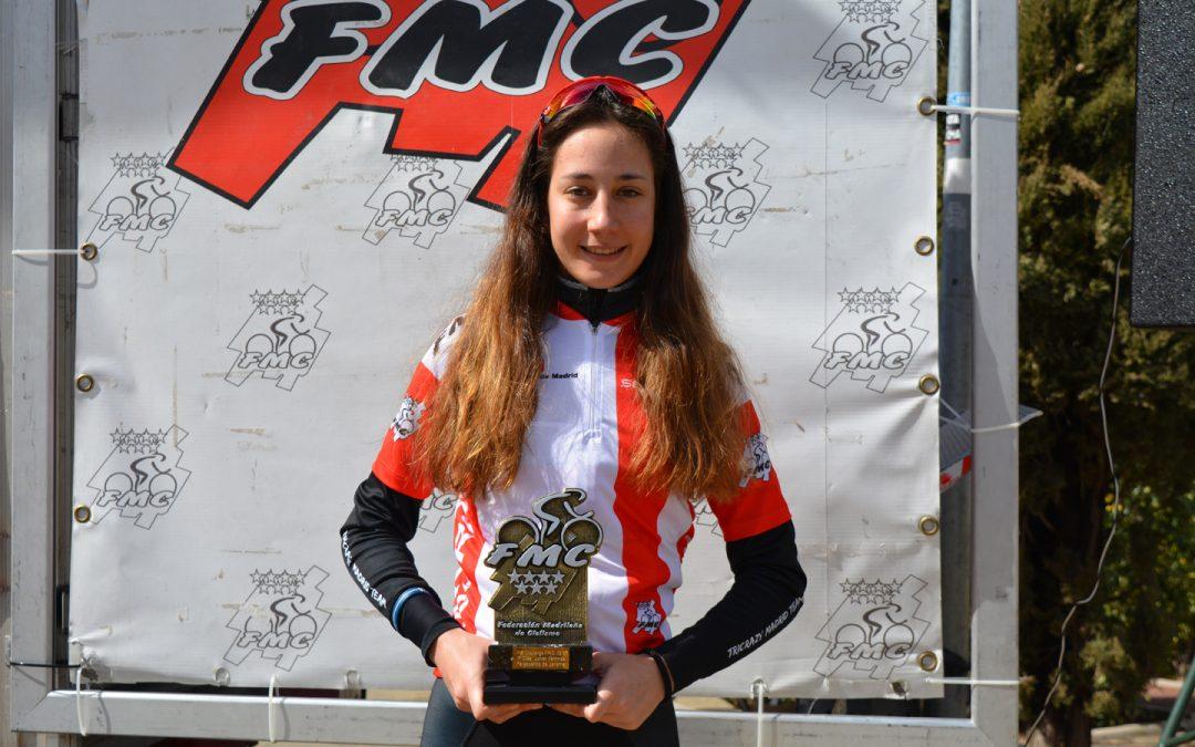 Carolina Estéban, convocada por el seleccionador nacional junior para disputar la Gent-Wevelgem