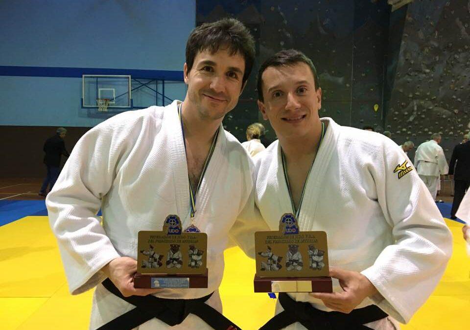 """Dos oros, una plata y un bronce de la Escuela Municipal de Judo en el I Open Nacional de Kata """"Shu Taira"""""""