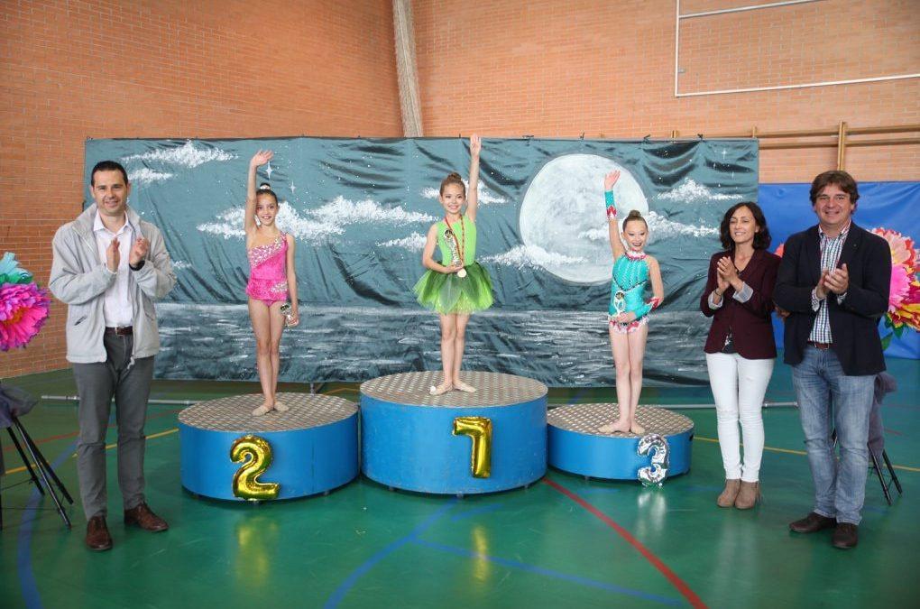 Resultados del C.D.E. Gimnasia Rítmica Meraki en las últimas competiciones