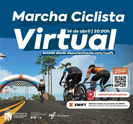 Marcha Ciclista Virtual