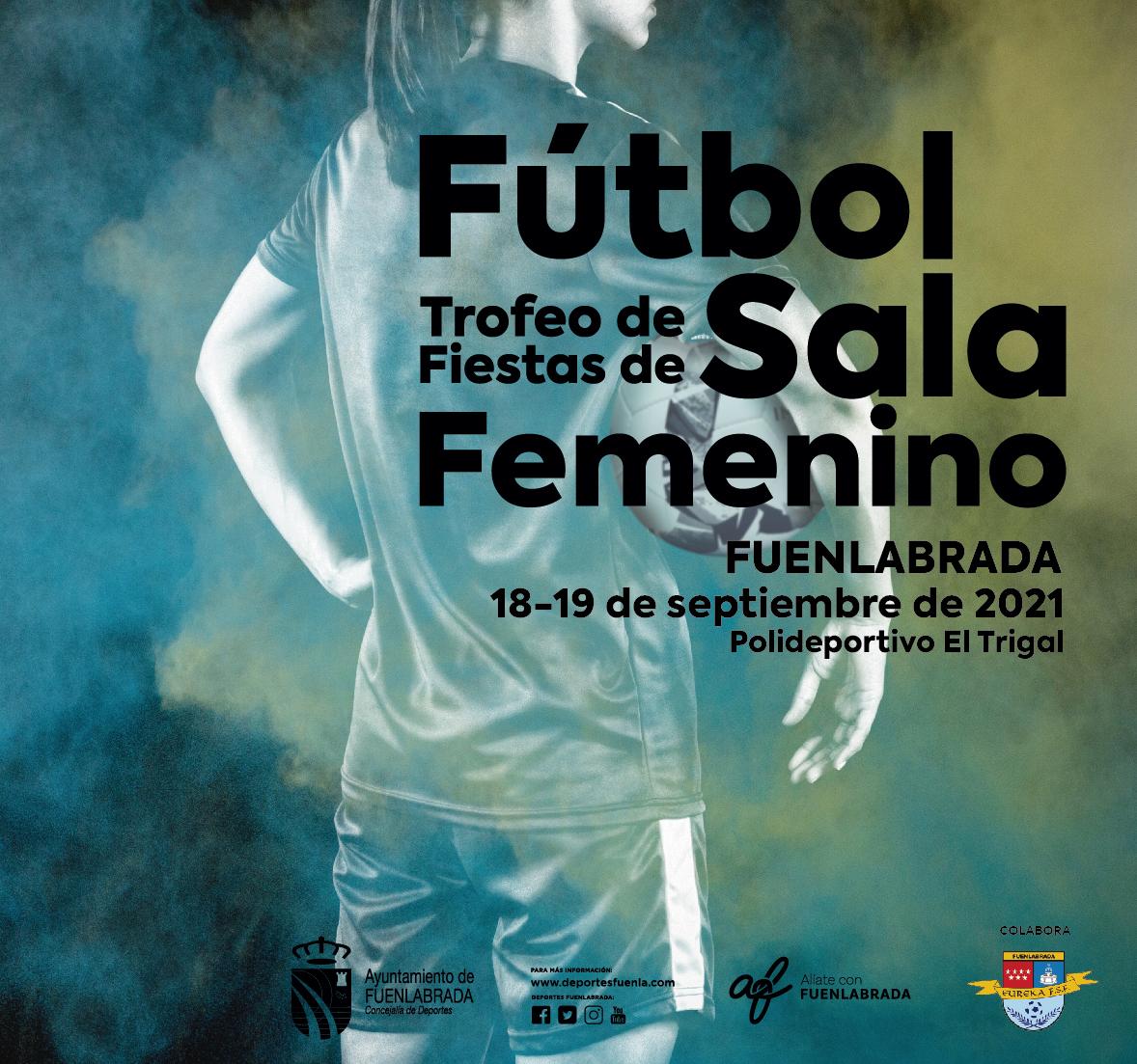 Copa Fútbol Sala Femenino Ciudad de Fuenlabrada