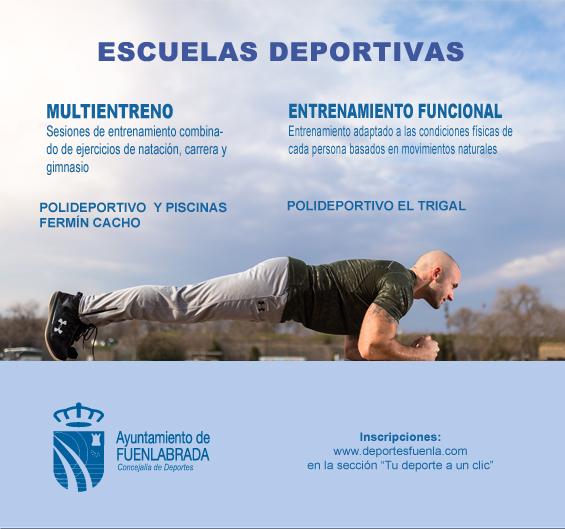 Multientreno y entrenamiento funcional
